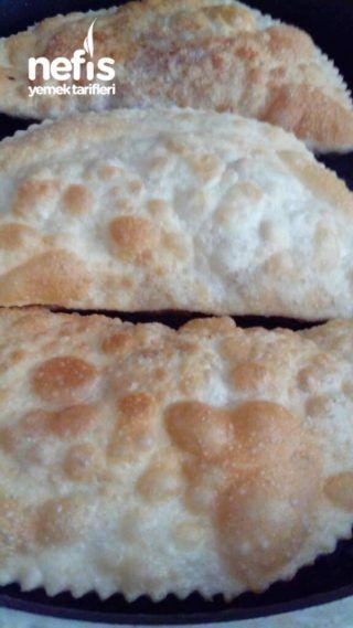 Kıymalı Çiğ Börek Tam ölçü Harika bir lezzet