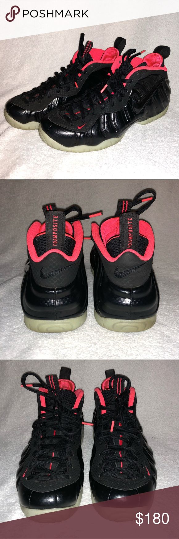 NIKE YEEZY FOAMPOSITE NIKE YEEZY FOAMPOSITE GOOD CONDITION SIZE US MEN 9.5 Nike Shoes Sneakers