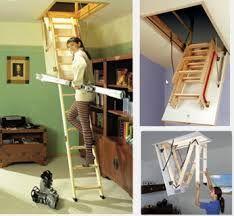 related image attic ladderloft
