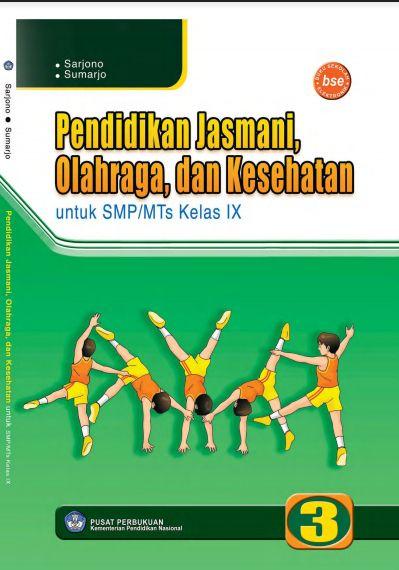 Download Buku Siswa KTSP SMP dan MTs Pendidikan Jasmani Olahraga dan Kesehatan 3