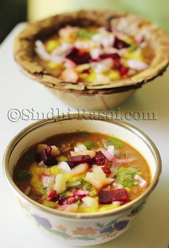 Sindhi recipe