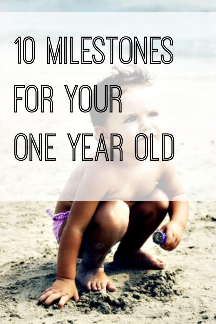Dr. B is back with ten developmental milestones to work on with your one year old baby.