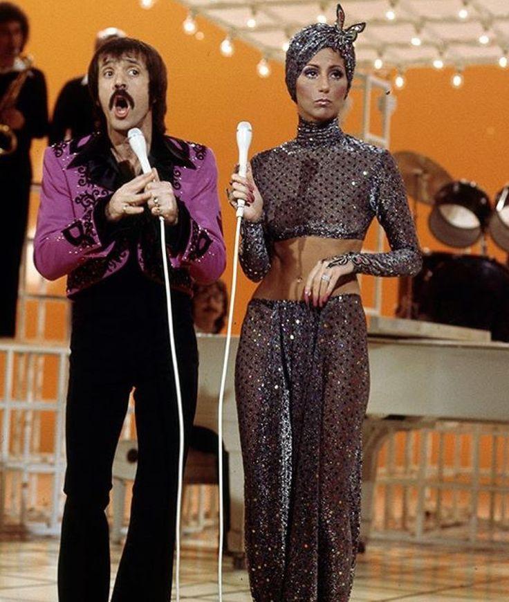 Sonny & Cher concert spotlight