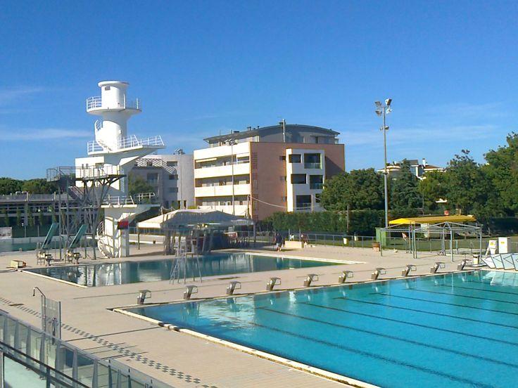 Complesso piscine olimpioniche
