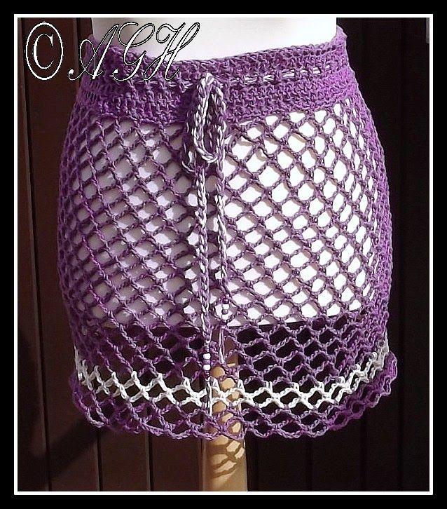 AG Handmades: Drawstring Beach Skirt/Poncho