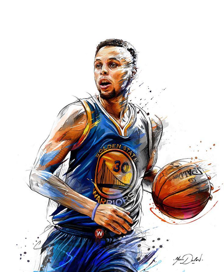 25+ Best Ideas About Basketball Art On Pinterest