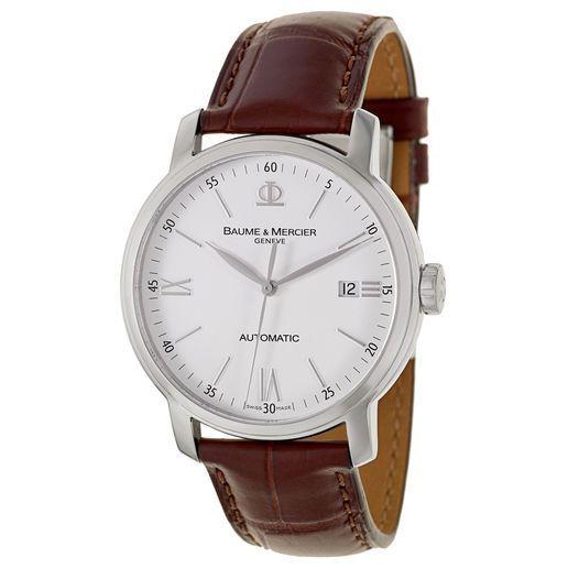Baume and Mercier Classima Executives Men's Automatic Watch MOA08686 #BaumeandMercier