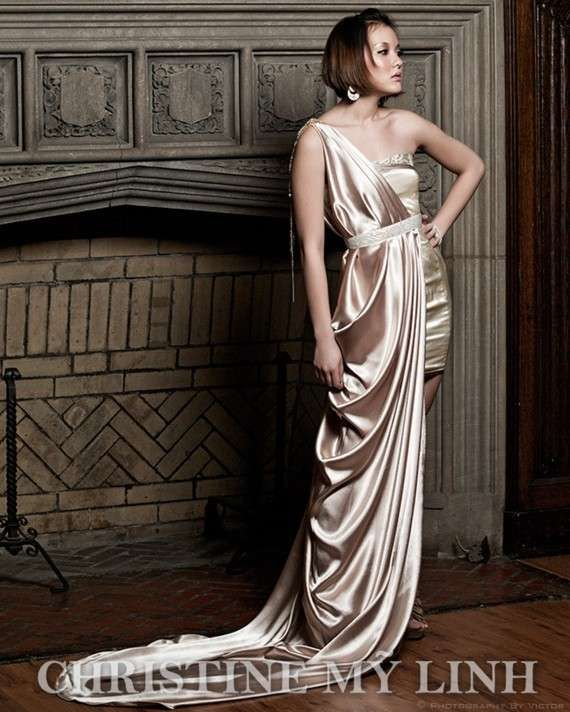 134 Best Images About Grecian Gowns & Dresses On Pinterest