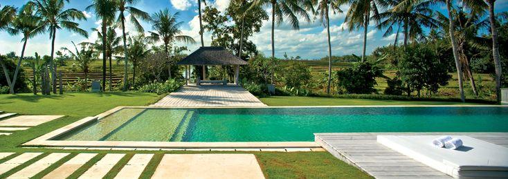 "Villa Infinity | 8 bedrooms | Canggu | 5 minutes to the popular Greg Norman designed ""Bali Nirvana Golf Course"""