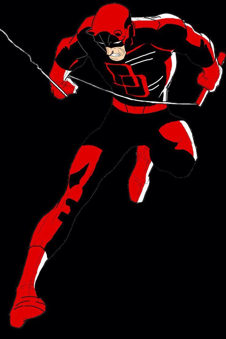 Daredevil by John Romita Jr.