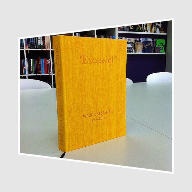 M.H.S. Annorlunda | Almanak 1992-2014 | Maastricht - 'Excessief'