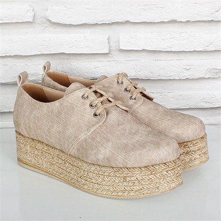 Günlük Dolgu Topuk Kadın Ayakkabı 350