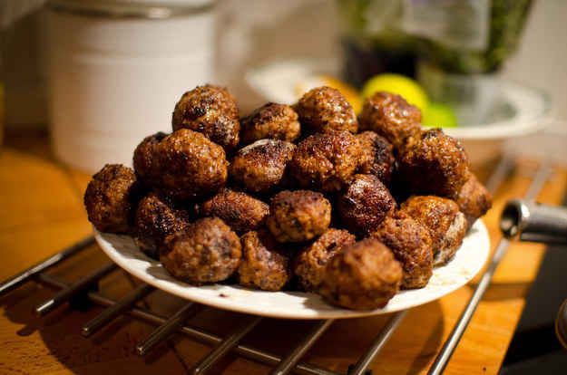 One word: köttbullar – aka the most delicious meatballs you'll ever eat in your life.