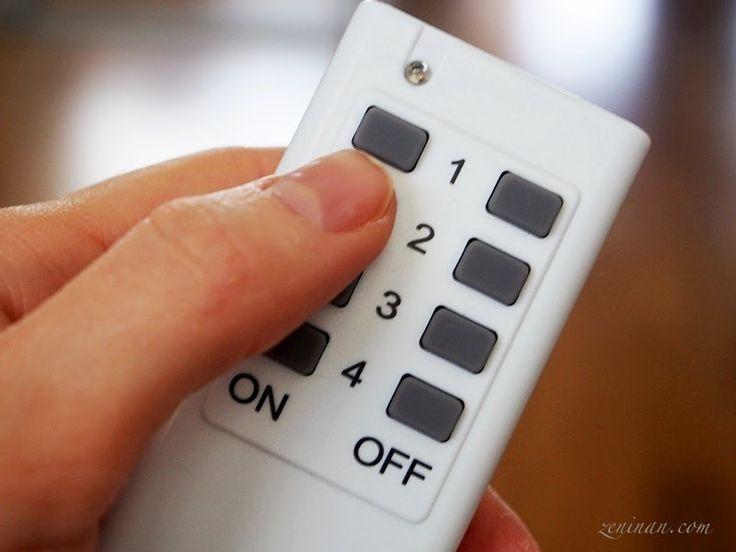 Zeninan: Kodin uutta ilmettä Airamin kauko-ohjattavat pistorasiat