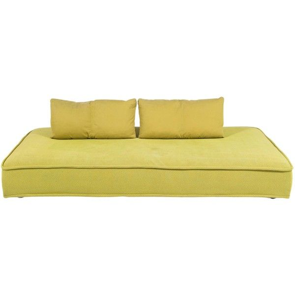 Pre-owned Roche Bobois Escapade Sofa ($1,995) ❤ liked on Polyvore featuring home, furniture, sofas, neutrals, second hand sofas, chrome couch, second hand furniture, second hand couches and roche bobois furniture