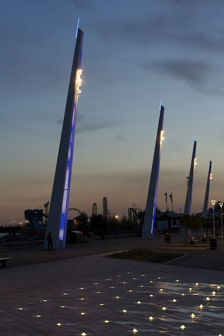 Redefining Seafront Illuminations - Southend-On-Sea #lighting