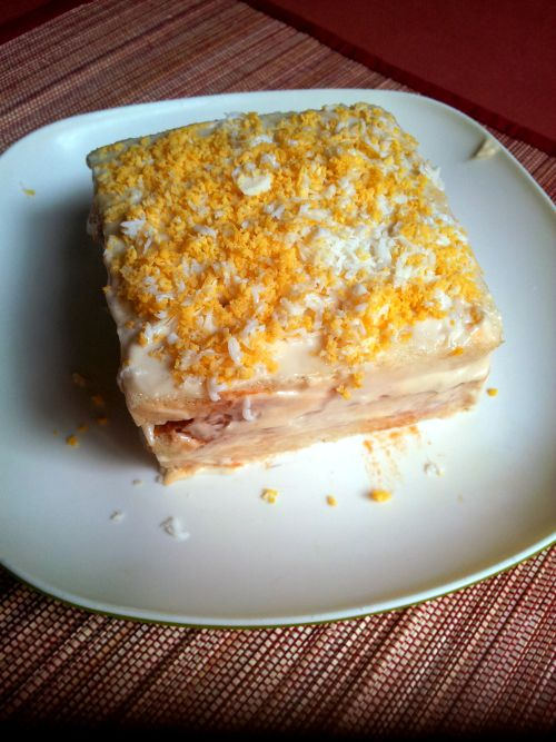 Pastel frío de atún y huevo http://www.dondedijehuevodigodagu.com/post/52291972532/pastel-frio-atun-huevo