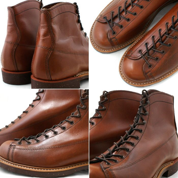 minimonkey | Rakuten Global Market: Red Wing genuine RED WING 2996 Lineman Boots WIDE PANEL LACE TO TOE stores Limited Edition [CIGAR] linemen work boots Red Wing REDWING BOOTS Red Wing men's boots