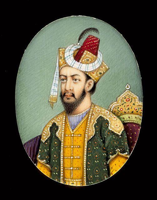 emperor homayun 1530-1540 dehli 1875