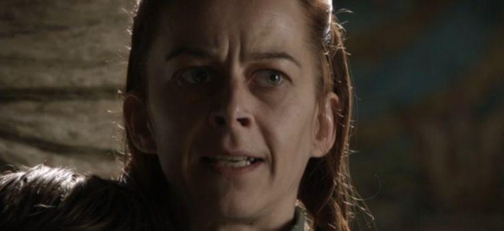 Lysa Arryn  (Kate Dickie) - Game of Thrones