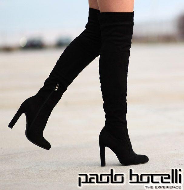 FALL WINTER 15.16!!! suede overknees μπότες 49,00€ !!!! αποστολή σε Ελλάδα (δωρεάν) & Κύπρο shop now @ https://goo.gl/AAXxRG #paolobocelli #shoes www.paolobocelli.com