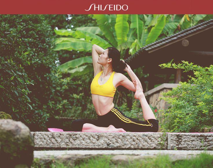 La parola d'ordine è allenarsi: il secondo lunedì di ottobre il #Giappone celebra il Taiiku No Hi, giornata dello sport e della salute! www.shiseido.it