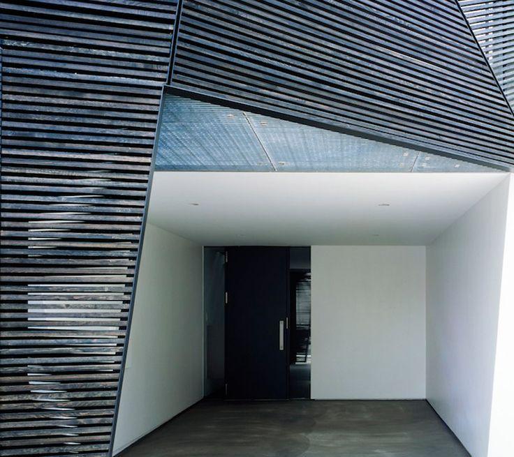 apollo architects sign house - designboom | architecture + design magazine