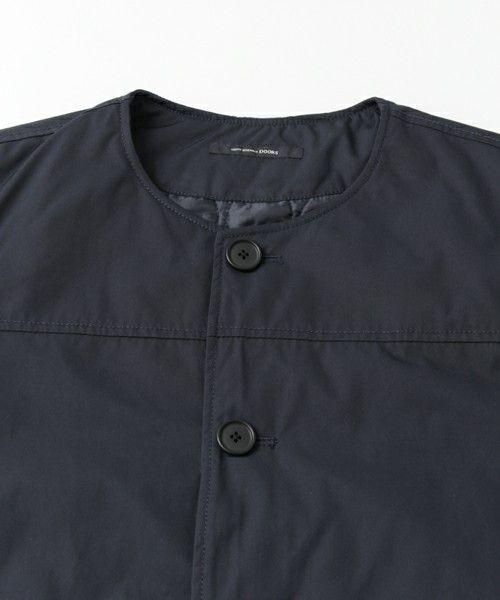 URBAN RESEARCH DOORS MENS(アーバンリサーチ ドアーズ メンズ)の「DOORS Memory Cloth No Collar JK(その他アウター)」です。このアイテム着用のコーディネートをチェックすることもできます。