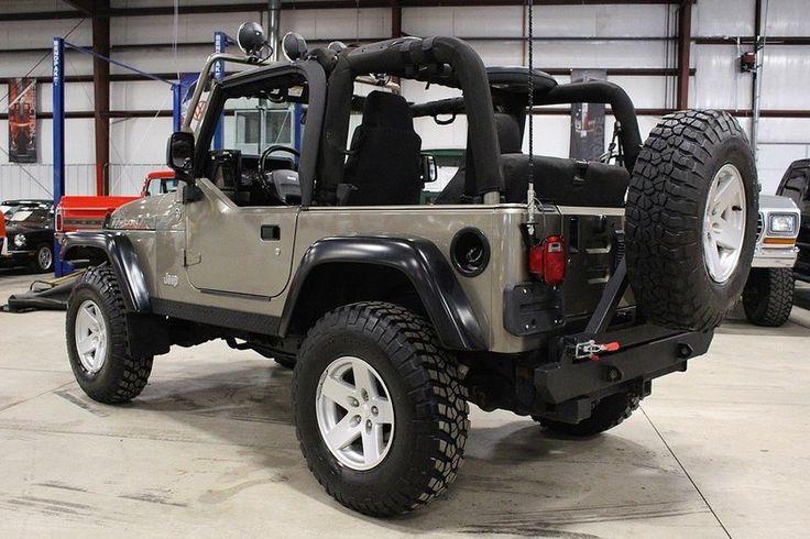 2006 Jeep Wrangler Rubicon   Post - MCG Social™   MyClassicGarage™