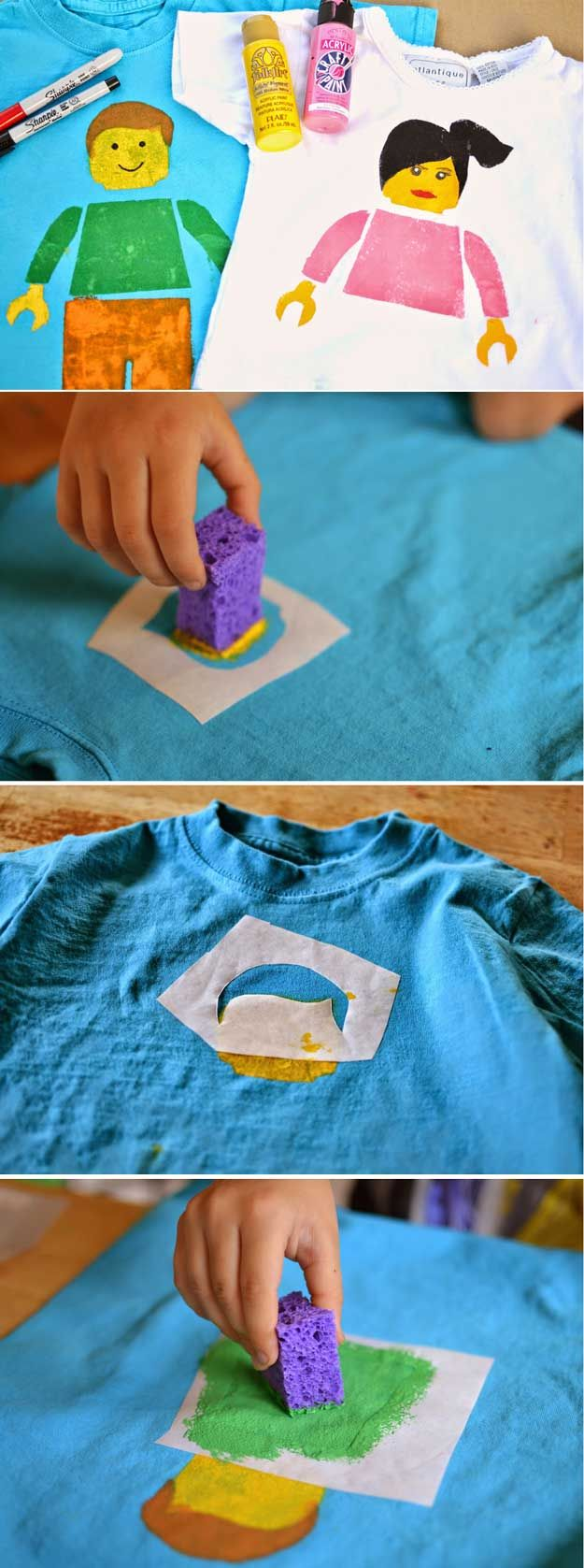 DIY Lego Craft Inspiration | Cute And Creative Crafts by DIY Ready at http://diyready.com/11-fun-diy-lego-crafts-to-make/