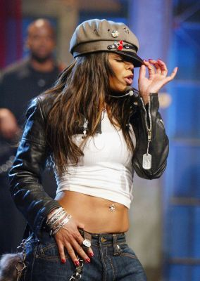 Janet Jackson LIVE at The Tonight Show with Jay Leno, 2004