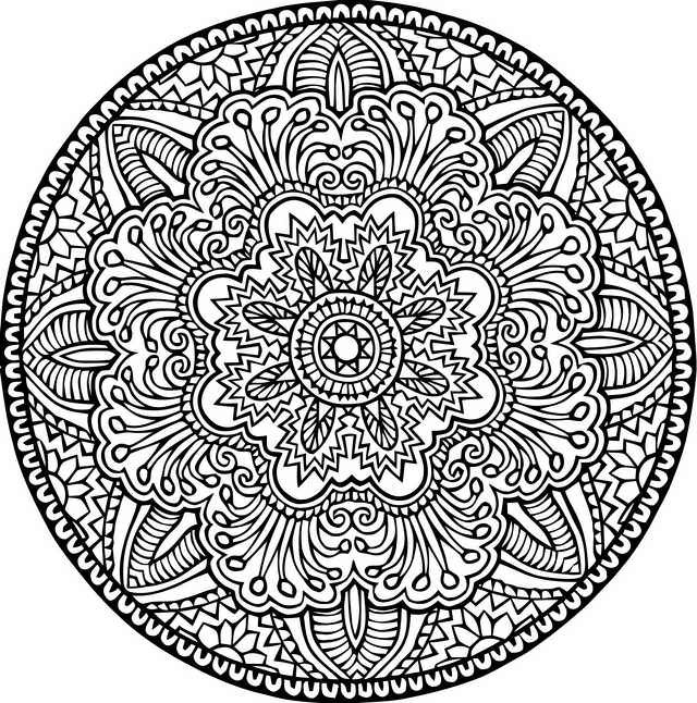 Imgur Mandala Coloring Books Mandala Coloring Abstract Coloring Pages