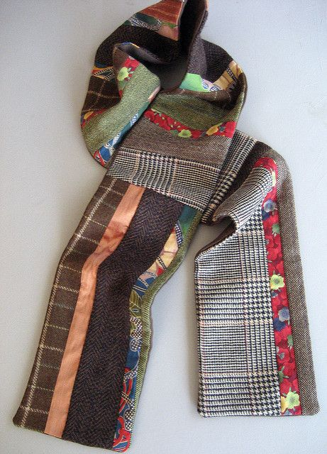 Patchwork Scarf | Flickr - Photo Sharing!