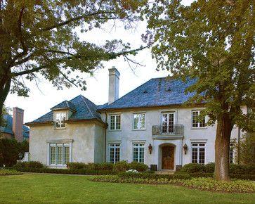 Grosse Pointe custom new build home - tropical - exterior - detroit - by Kastler Construction