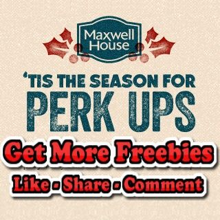 Maxwell House Perk Up Pack Giveaway - http://getfreesampleswithoutsurveys.com/maxwell-house-perk-up-pack-giveaway-3