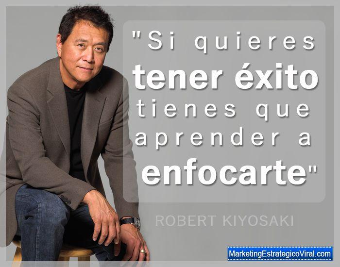 Frases Célebres de Robert Kiyosaki