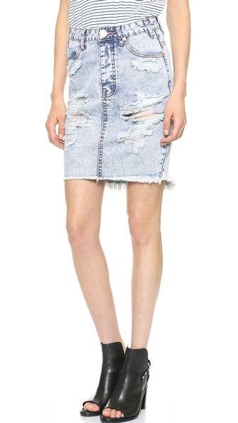 black-mini-skirt-leather-white-tee-heels-via-