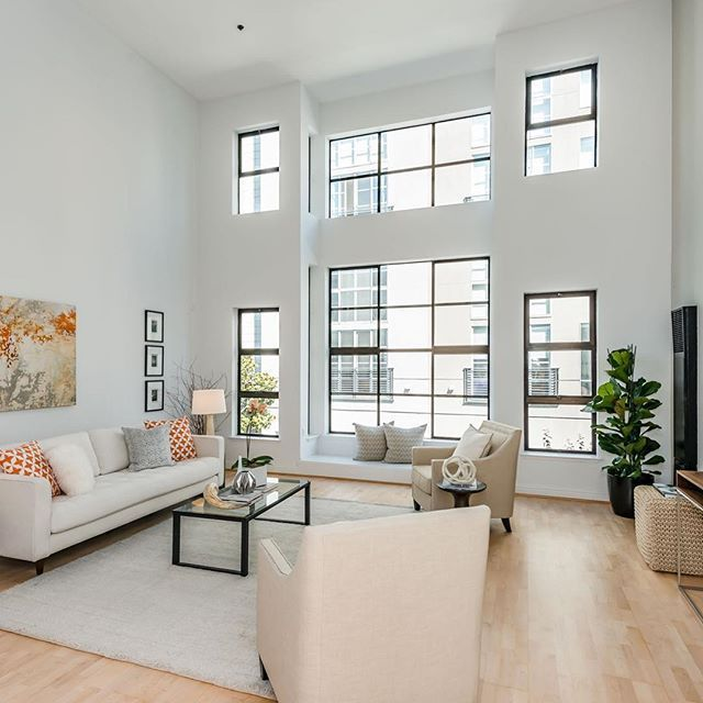Just Sold, $1,149,000!  50 Lucerne St. No.6, a spectacular tri-level live/work loft. My clients are thrilled, and I wish them luck on the next chapter in their lives!  #RealEstate #Realtor #Broker #ForSale #NewHome #MillionDollarListing #Property #Propert