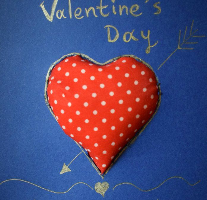 DIY VALENTINE'S DAY CARD | MAKE A UNIQUE & EASY CARD FOR YOUR LOVED ONE
