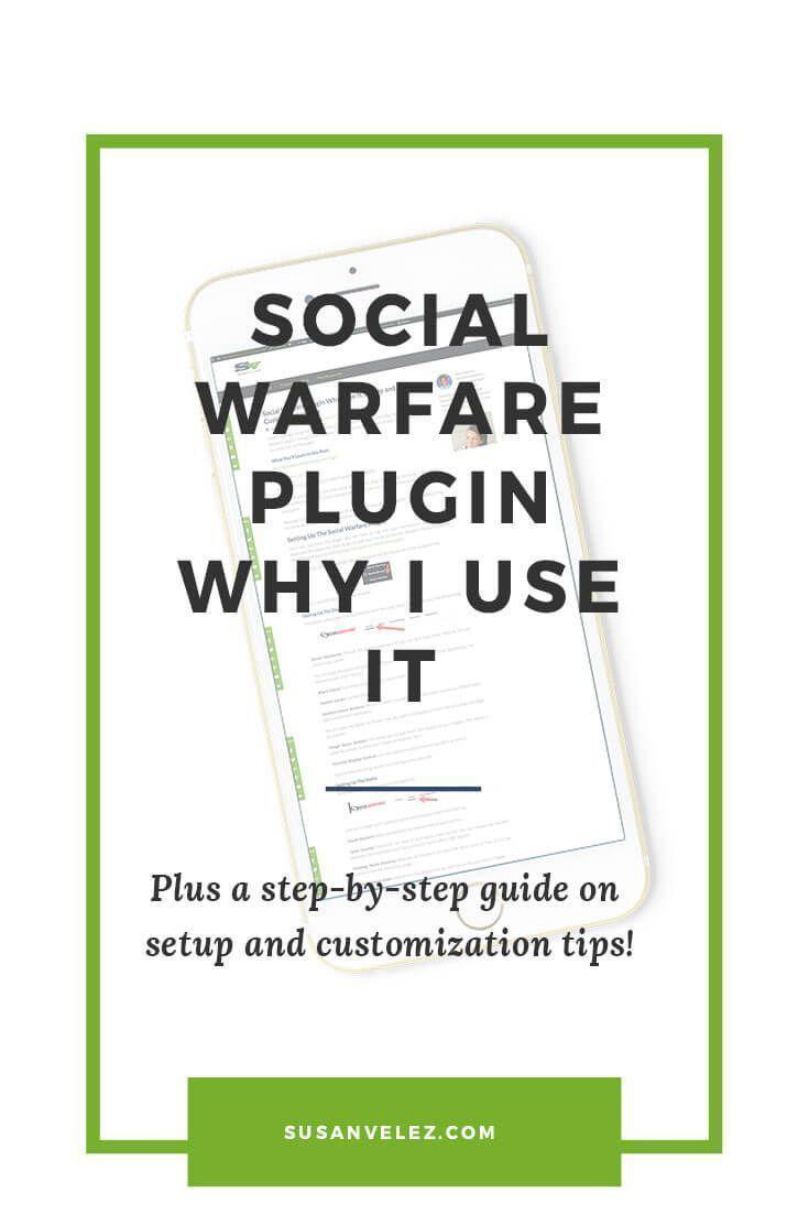 WordPress Social Warfare plugin, the ultimate sharing plugin. Click setup and customization WordPress   Social Warfare Plugin   Social Sharing Plugin