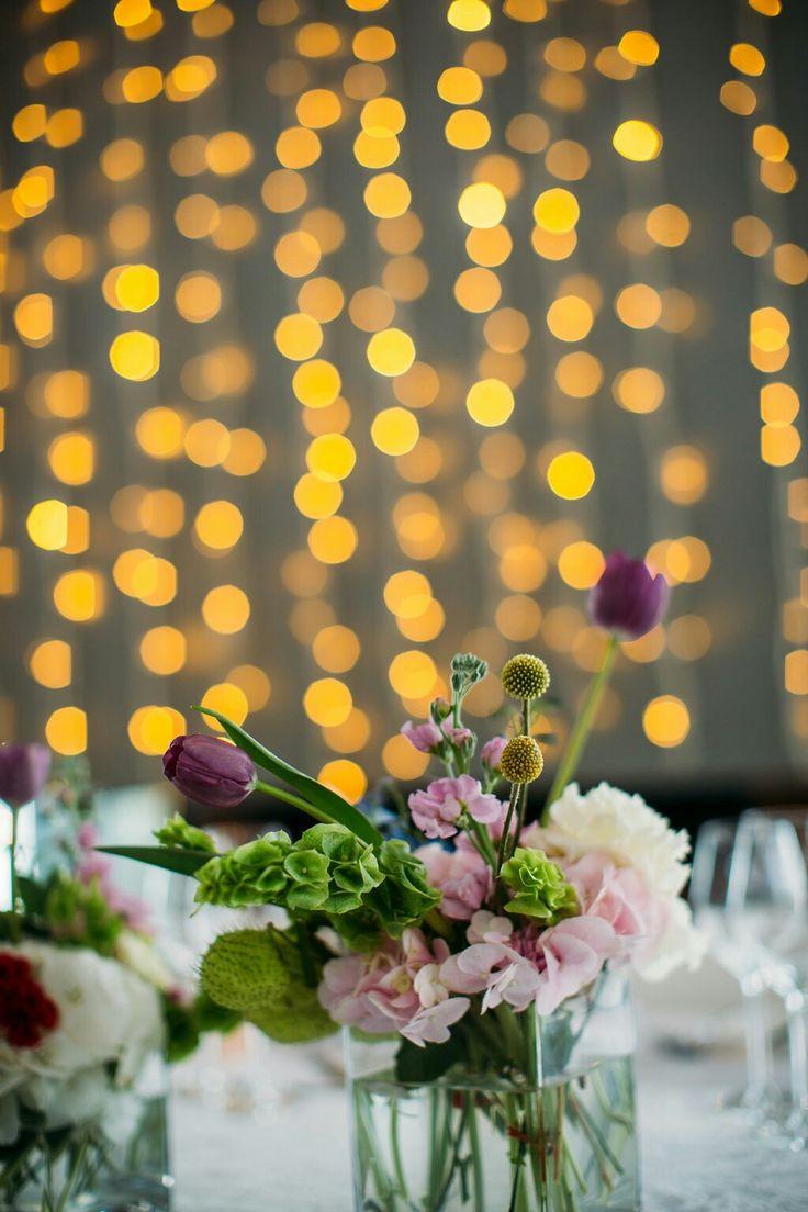 Fairy lights add an amazing atmosphere to any event Www.ido4u.co.za