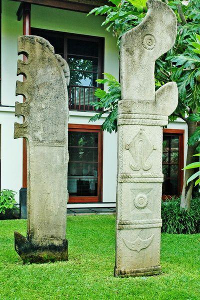 Tropical landscape design at Villa Ramadewa, Bali by Bali Landscape Company  #bali #landscape #landscaping #landscapedesign #gardendesign #tropical #tropicalgarden #gardenideas #landscapeideas