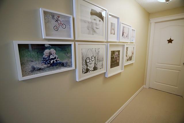 Life Happens: Hallway Art