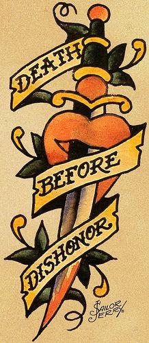 Sailor Jerry 96 by FAMILIAR STRANGERS Tattoo Studio - Singapore, via Flickr