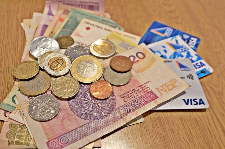 Cash, cards or credit? - how do you access your money from overseas?