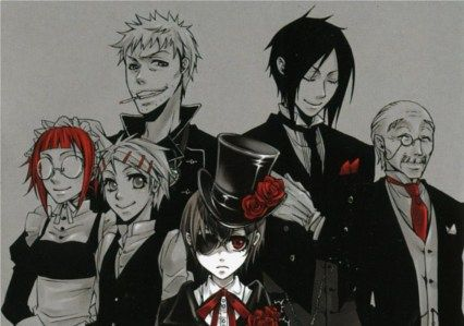 List of Black Butler characters - Wikipedia, the free encyclopedia