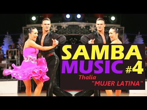 Samba music: Thalia – Mujer Latina - YouTube