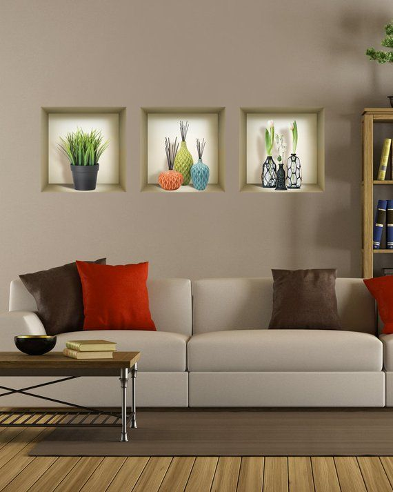 Niche Wall Decals For Bedroom Sticker Set Wall Stickers Wall Decals