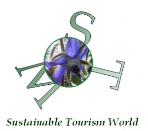 Sustainable Tourism World Logo