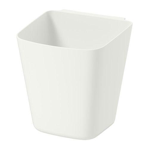 IKEA - SUNNERSTA, Récipient, Pour dégager de l'espace sur le plan de travail tout en gardant les ustensiles à portée de main.